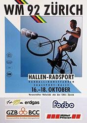 Anonym - Hallen-Radsport