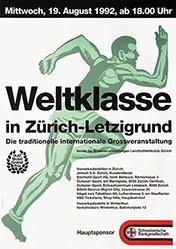 Anonym - Weltklasse Zürich