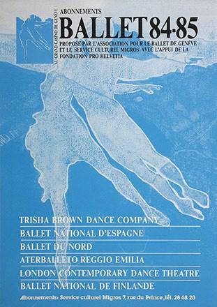 Anonym - Ballet