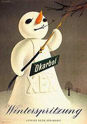 Brun Donald - Okarbol Xex