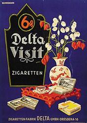 Hahnemann - Delta Visit Zigaretten