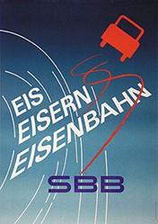 Brun Donald - SBB