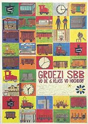 6. Klasse Hochdorf - Grüezi SBB