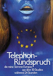 Grandjean Fred - Telephon-Rundspruch