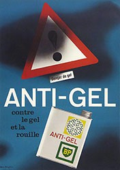Bangerter Rolf - BP Anti-Gel