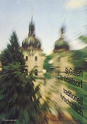 Grafiker Fachklasse St. Gallen - St. Gallen - Ihr Arbeitsort