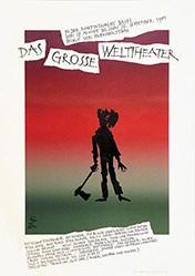 Piatti Celestino - Das grosse Welttheater