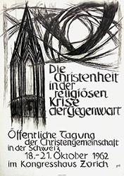 Monogramm PH - Christenheit in der Krise