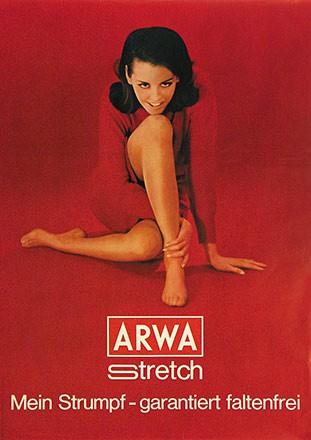 Anonym - Arwa stretch