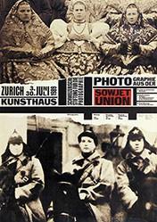 Monguzzi Bruno - Photographie aus der Sowjetunion