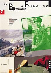 Jeker Werner - La photographie à Fribourg