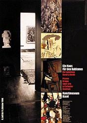 Bauer Fred - Ein Haus für den Kubismus