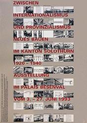 Anonym - Neues Bauen im Kanton Solothurn