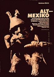 Müller-von Ins Fridolin - Alt-Mexiko