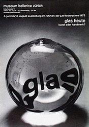 Gauch René - Glas heute