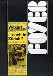 Kunstgewerbeschule Zürich - Witkars