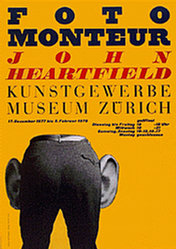 Bosshard Hans Rudolf - John Heartfield