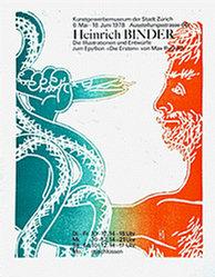 Anonym - Heinrich Binder