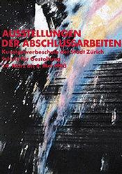 Anonym - Ausstellungen der Abschlussarbeiten