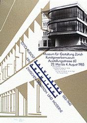 Odermatt Siegfried - Otto Rudolf Salvisberg
