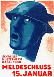 Scherer Carl - Mustermesse Basel