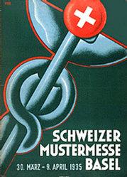 Rick Numa (Rickenbacher Walter) - Schweizer Mustermesse Basel