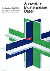 Bron Blaise - Schweizer Mustermesse Basel