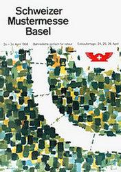 Bron Blaise - Mustermesse Basel