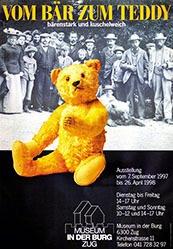 Fäh Bruno Atelier - Vom Bär zum Teddy