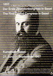 Stauffenegger + Stutz - Der erste Zionistenkongress in Basel