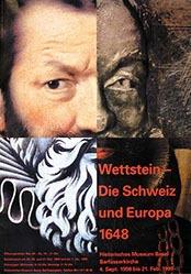 Stauffenegger + Stutz - Wettstein - Die Schweiz und Europa