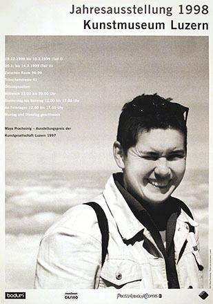 Achermann Lea (Photo) - Jahresausstellung 98