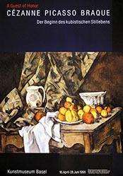 Bauer Fred - Cézanne - Picasso - Braque