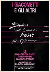 Roth Fulvio - I Giacometti e gli altri