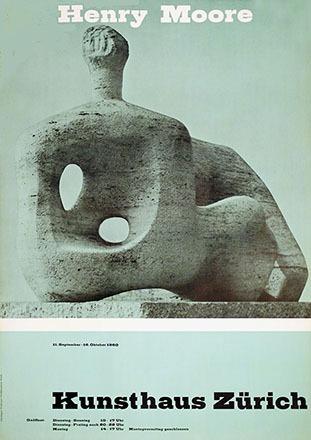 Scheidegger / Waldvogel - Henry Moore