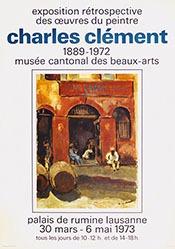 Monnerat Pierre - Charles Clément