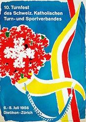 Lenz Eugen - Turnfest des Schweiz.