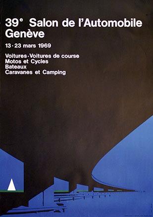 Bertholet Jean-Luc Atelier - Salon de l'Automobile Genève
