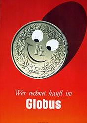 Leupin Herbert - Wer rechnet, kauft im Globus