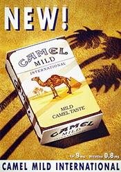 McCann-Erickson - Camel mild