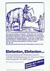 Huber Martin - Elefanten, Elefanten