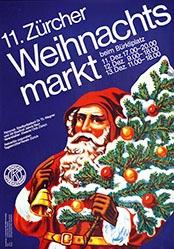 Schenker Ulrich - 11. Zürcher Weihnachtsmarkt