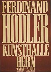 Fischer Hans / Hartmann Hans - Ferdinand Hodler