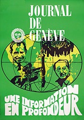Bouvier Publicité - Journal de Genève