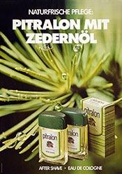Euro-Advertising - Pitralon mit Zedernöl