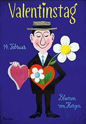 Mayer Roger - Valentinstag
