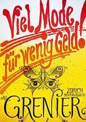 Ulrich Hans - Grenier
