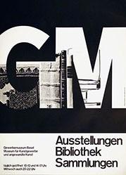 Hofmann Armin - Ausstellungen Bibliothek Sammlungen