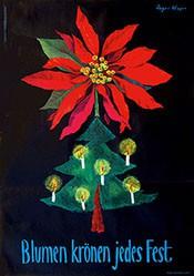 Mayer Roger - Blumen krönen jedes Fest