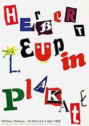 Troxler Niklaus - Herbert Leupin - Plakate